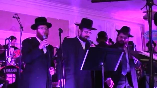 בני פרידמן, ישראל ורדיגר, יעקב למר וחברים - מחרוזת ישנים וטובים