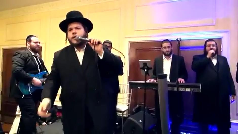 שימי לוי, לוי פלקוביץ והמשוררים - מחרוזת חתונה