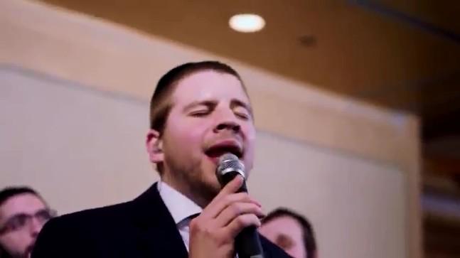 מרדכי שפירו ומקהלת שירה - מחרוזת ריקודים