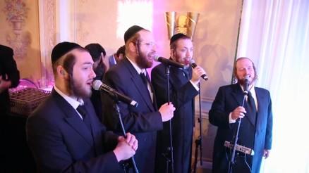 מקהלת זמירות, מנדי וחיים דוד ברסון - מחרוזת חתונה