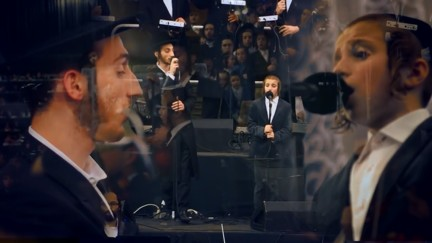 מקהלת שירה, שלום לעמר ואברהם חיים גרין - יוסף השם
