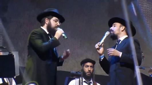 בני פרידמן ונמואל הרוש - מחרוזת ניסן
