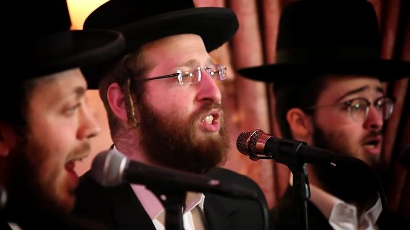 מקהלת זמירות - השמחה הגדולה (ווקאלי)